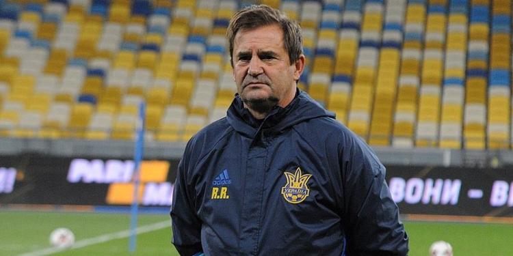 Испанский тренер может возглавить киевское «Динамо»
