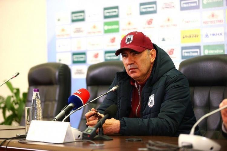 Бердыев оценил шансы «Рубина» на выход в еврокубки