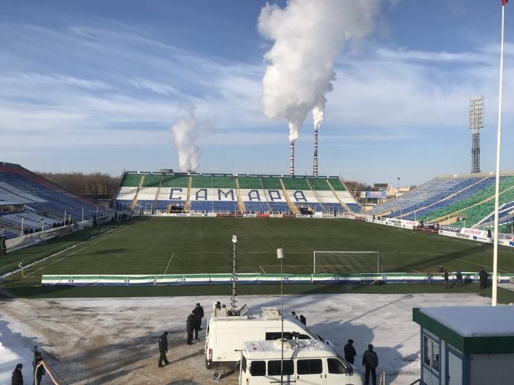 Матч «Крылья Советов» - «Спартак» отменен