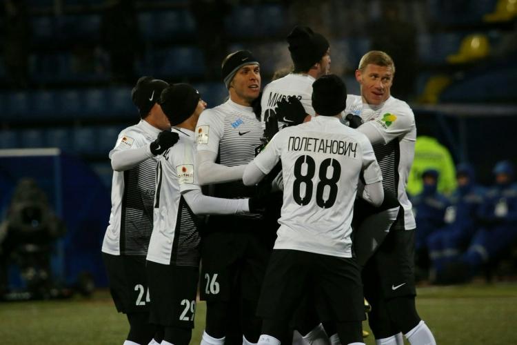 «Тосно» пробился в полуфинал Кубка России