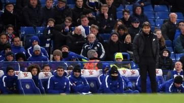 Конте прокомментировал разгромное поражение «Челси» от «Борнмута»