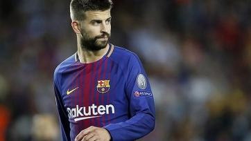 Испанская футбольная ассоциация расследует слова Пике об «Эспаньоле»