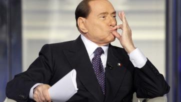Берлускони назвал главный недостаток в игре «Милана»
