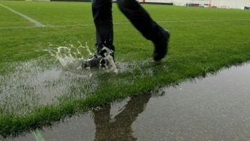 Один из матчей в Лиге 1 перенесён из-за потопа