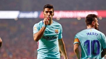 Суарес прокомментировал победу над «Валенсией»