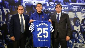 Официально: защитник «Ромы» перешёл в «Реал Сосьедад»