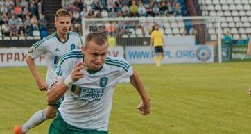 Официально: Пугин возвращается в «Томь»