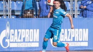 Официально: Богаев перешёл в «СКА-Хабаровск»