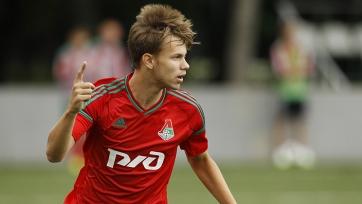 Бомбардир молодёжки «Локомотива» может перейти в «Ростов»