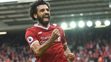 Салах назван лучшим арабским футболистом в 2017 году