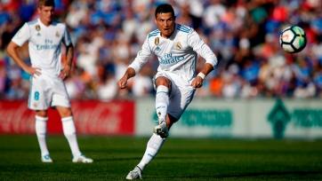 «Реал» увеличит зарплату Криштиану Роналду