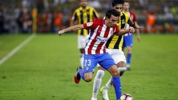 «Атлетико» отказал «Зениту» в продаже Гайтана