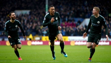 «Манчестер Сити» потерял очки в схватке с «Бёрнли»