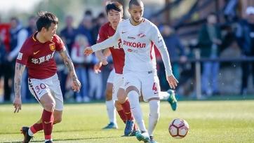 «Спартак» снова проиграл китайскому клубу