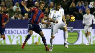 «Реал» упустил победу над «Леванте»