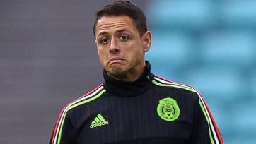 Хавьер Эрнандес сравнил «Реал» и «Манчестер Юнайтед» с любовницами