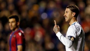Серхио Рамос высказался о неудачах «Реала»