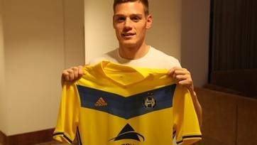 Официально: защитник сборной Сербии перешёл в БАТЭ