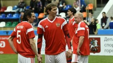 Российская сборная в очередной раз выиграла Кубок легенд