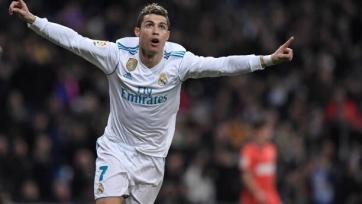 «Реал» уничтожил «Реал Сосьедад», Роналду оформил хет-трик