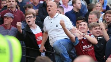 Фанаты «Вест Хэма» по расовым причинам напали на стюарда