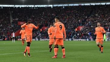 «Ливерпуль» хладнокровно победил «Саутгемптон»