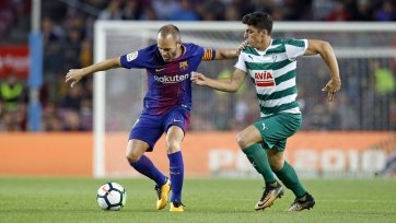 «Барселона» впервые с ноября 2016 года не забила на «Камп Ноу» в Примере