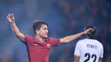 «Рома» победила «Беневенто» в результативном матче