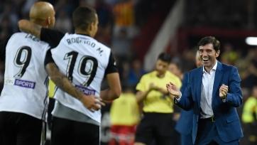 Марселино прокомментировал победу «Валенсии» в дерби