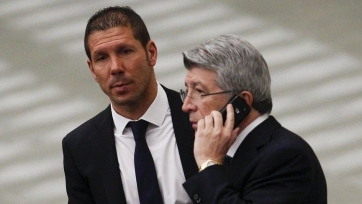Президент «Атлетико» прокомментировал гонку с «Барселоной»