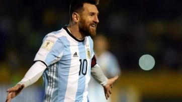 В интернете появились изображения формы сборной Аргентины (фото)