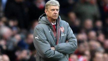 Венгер рассказал, каким составом «Арсенал» сыграет в Лиге Европы