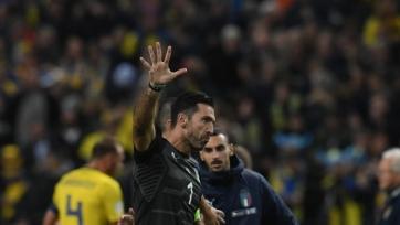 Буффон может передумать и возобновить выступления за сборную Италии