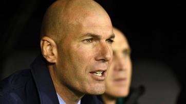 Зидан: «Не надо преподносить предстоящий матч, как противостояние Роналду с Неймаром»