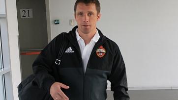 Гончаренко прокомментировал ничью ЦСКА с «Црвеной Звездой»