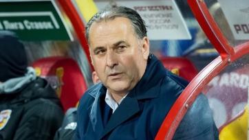 Божович: «ЦСКА опытная команда, играет на результат»