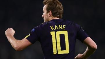 Кейн вошёл в историю Лиги чемпионов