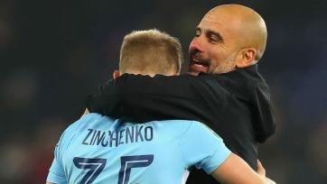 Шевченко прокомментировал игру Зинченко в «Манчестер Сити»