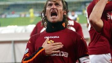 Тотти вспомнил, почему не перешёл в «Реал» в 2004 году