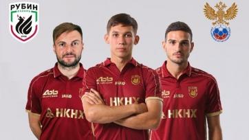 Оздоев и Набиуллин совсем скоро подпишут контракты с «Зенитом»