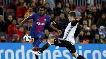 Источник: Умтити выдвинул «Барселоне» новые требования по контракту