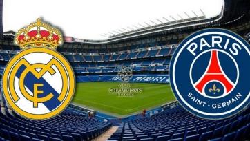 «Реал» - ПСЖ. Стартовые составы команд