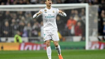 Роналду забивает 10 и более голов в ЛЧ семь сезонов подряд