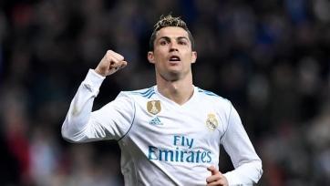 Голевая серия Роналду в Лиге чемпионов достигла 8 матчей