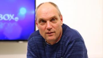 Бубнов дал комментарий перед игрой «Спартак» - «Атлетик»