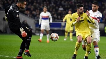 «Лион» забил три мяча «Вильярреалу», «Лацио» проиграл в Бухаресте