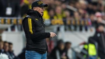 Штегер продолжит работу с «Боруссией» и в следующем сезоне