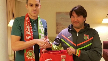 Официально: защитник бухарестского «Динамо» перешёл в «Уфу»