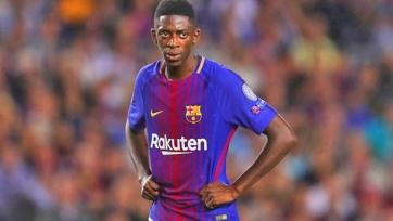 «Барселона» недовольна, что Дембеле питается фастфудом