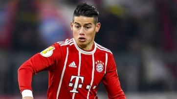 «Бавария» выкупит Хамеса Родригеса